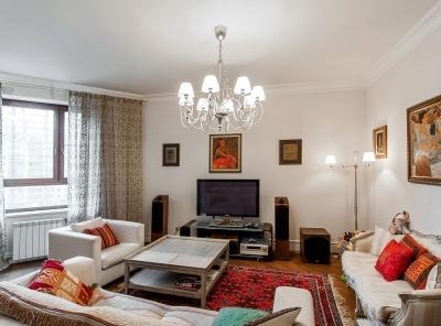 4 Комнаты, Городская, Аренда, Улица Минская, Listing ID 2054, Москва, Россия,