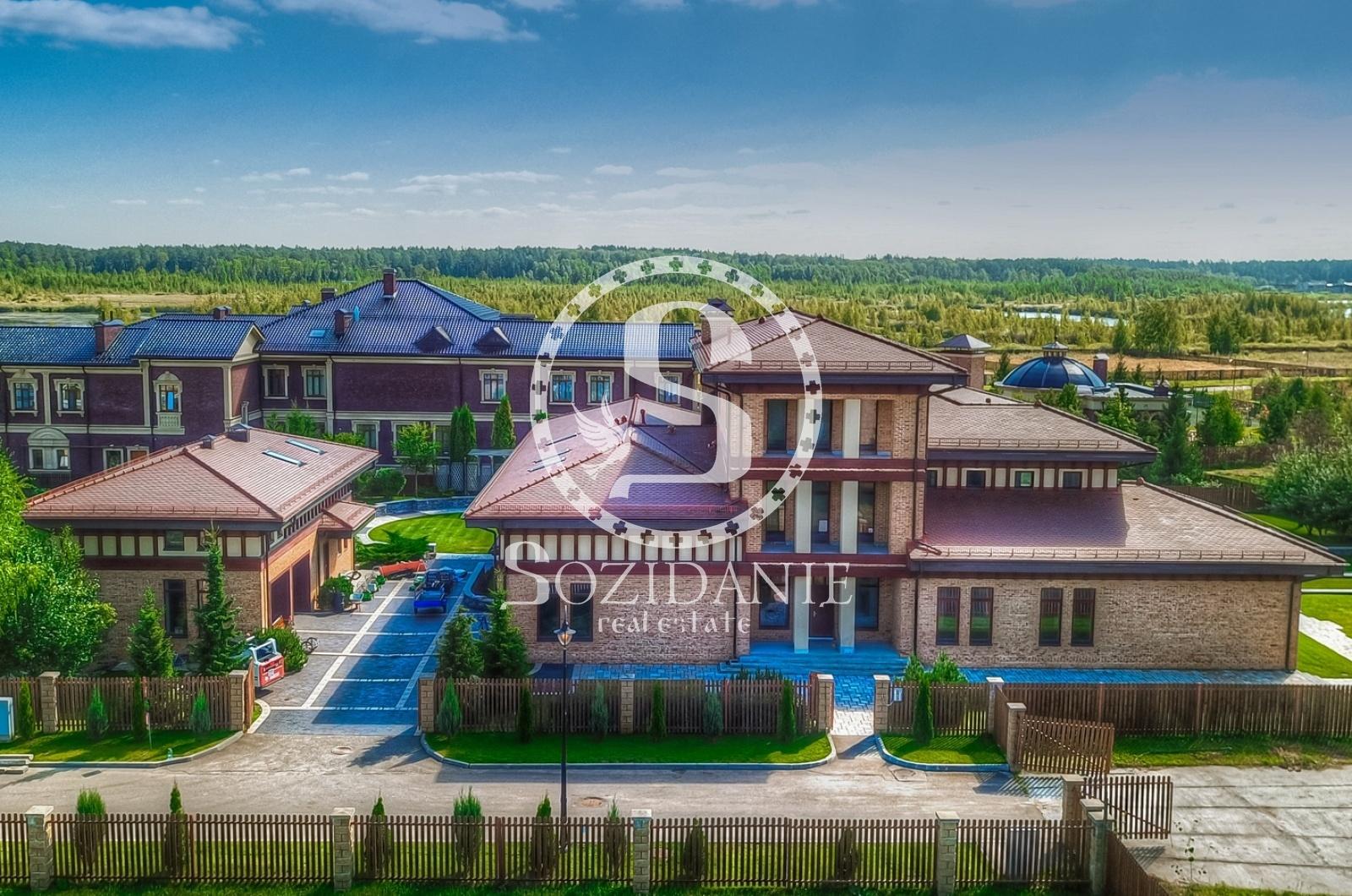 7 Bedrooms, Загородная, Продажа, Listing ID 2165, Московская область, Россия,