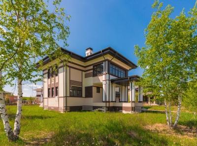 5 Bedrooms, Загородная, Продажа, Listing ID 2427, Московская область, Россия,