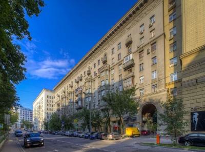 4 Комнаты, Городская, Аренда, Улица Николаева, Listing ID 2514, Москва, Россия,