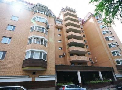 3 Комнаты, Городская, Аренда, Улица Барклая, Listing ID 1134, Москва, Россия,
