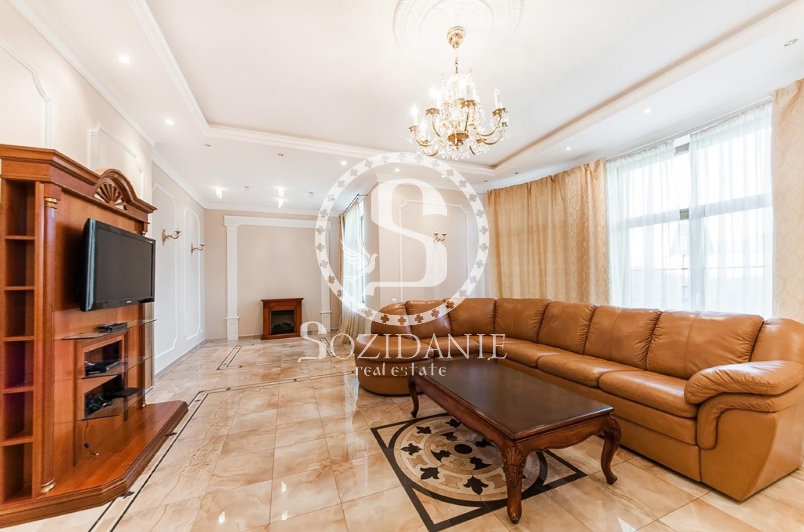 4 Bedrooms, Загородная, Аренда, Listing ID 1139, Московская область, Россия,
