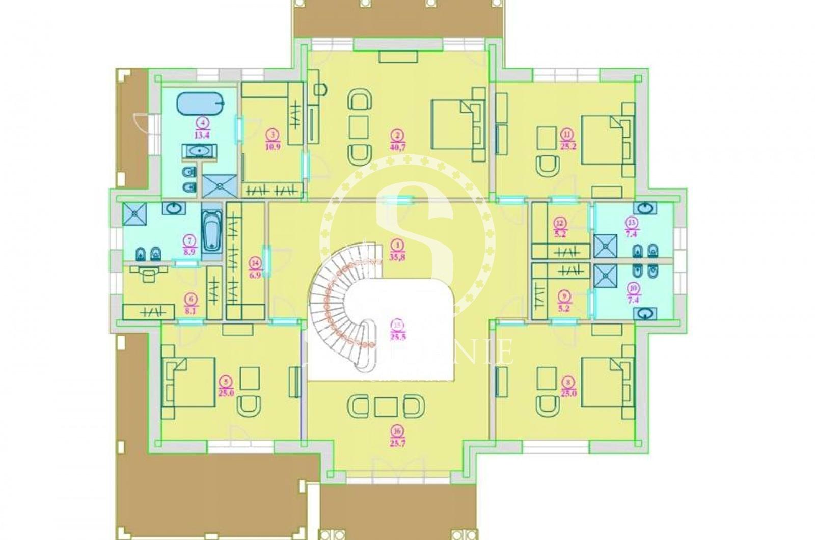 4 Bedrooms, Загородная, Продажа, Listing ID 2701, Московская область, Россия,
