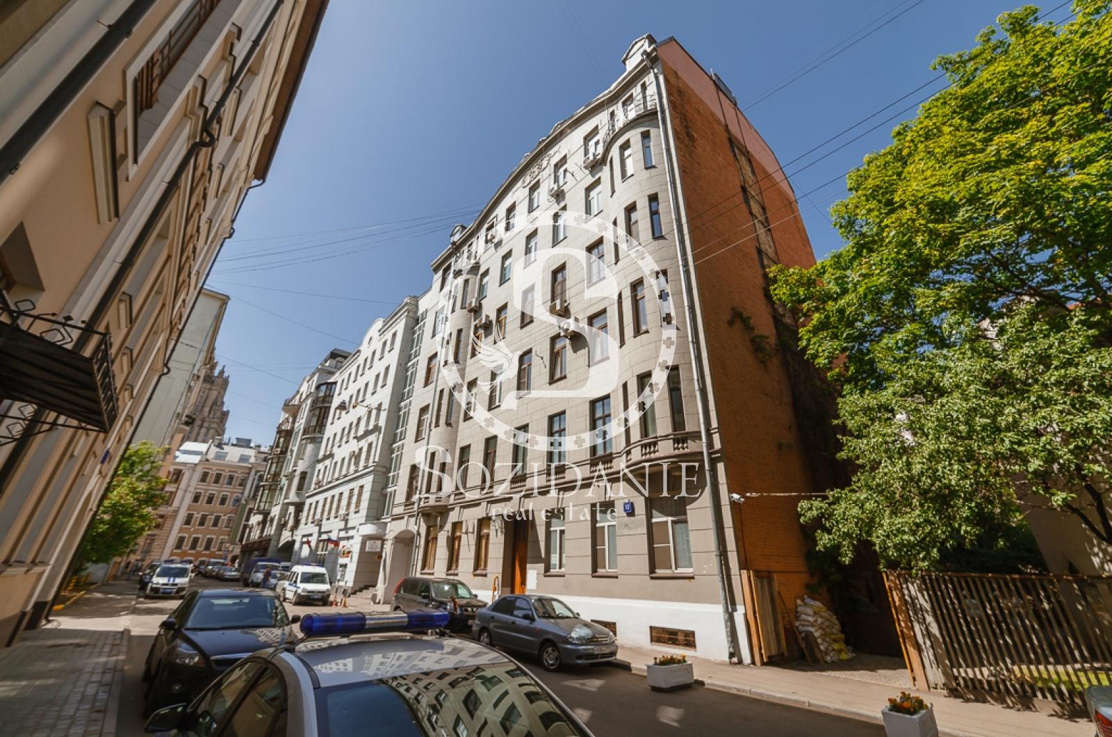 5 Комнаты, Городская, Аренда, Кривоарбатский переулок, Listing ID 1148, Москва, Россия,