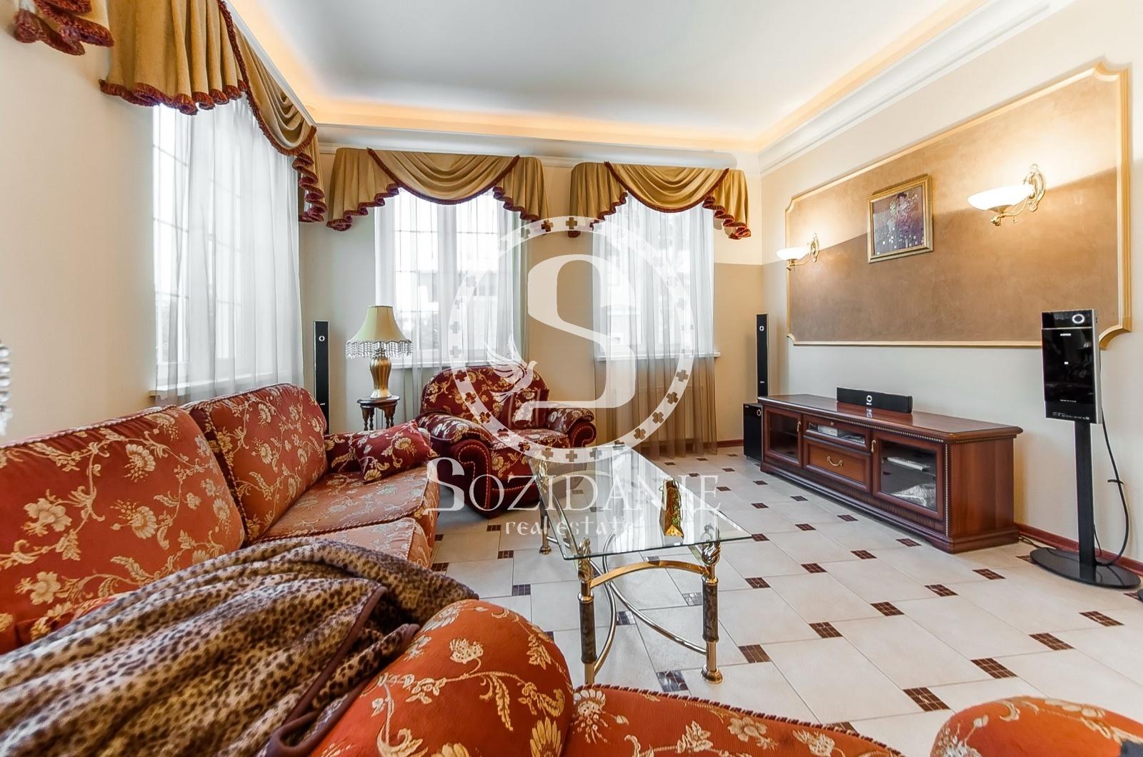 3 Bedrooms, Загородная, Аренда, Listing ID 1160, Московская область, Россия,