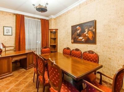 4 Комнаты, Городская, Аренда, Новинский бульвар, дом 18, Listing ID 1194, Москва, Россия,