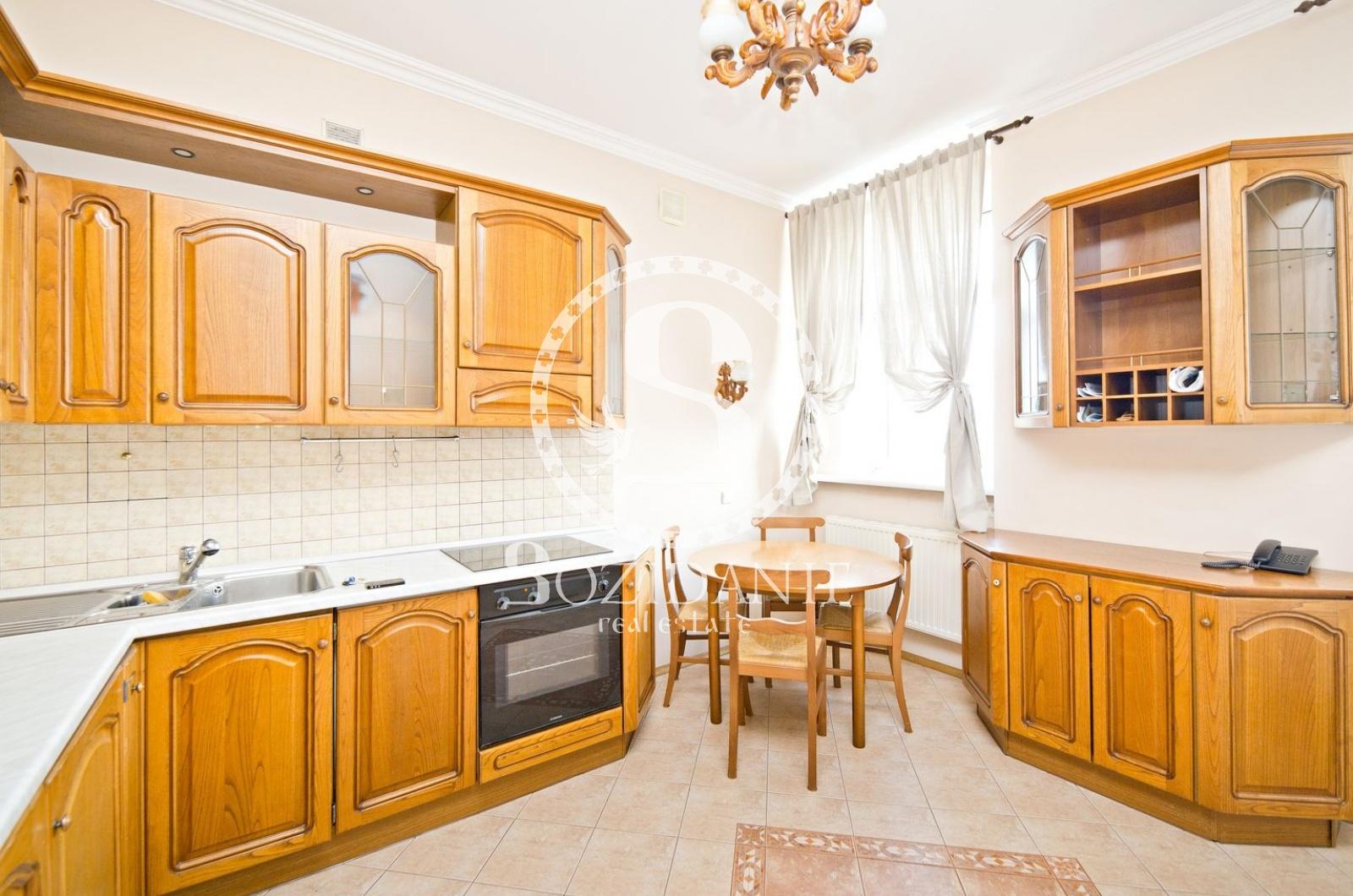 4 Комнаты, Городская, Аренда, 1-й Самотечный переулок, Listing ID 1197, Москва, Россия,