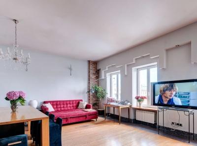 2 Комнаты, Городская, Продажа, Леонтьевский переулок, Listing ID 3207, Москва, Россия,