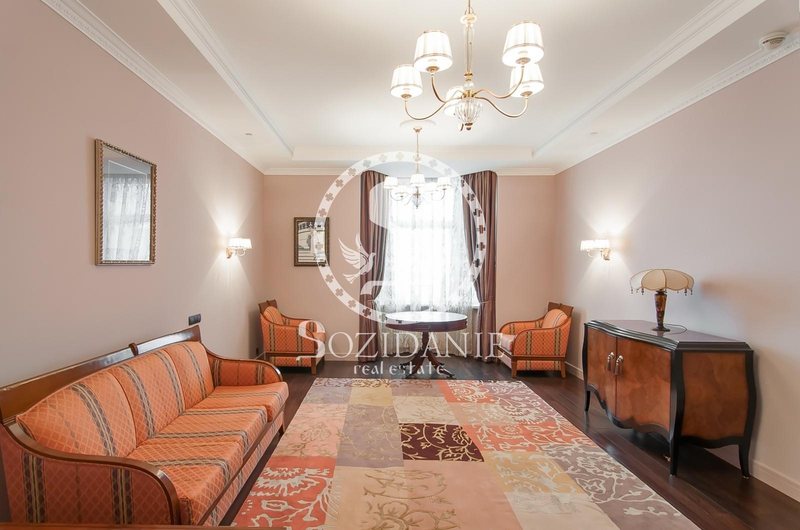 3 Комнаты, Городская, Аренда, Чапаевский переулок, Listing ID 3242, Москва, Россия,