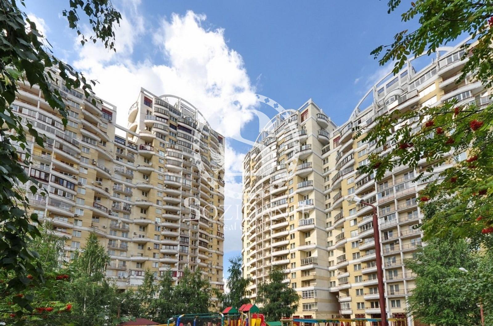 3 Комнаты, Городская, Аренда, Улица Улофа Пальме, Listing ID 1214, Москва, Россия,