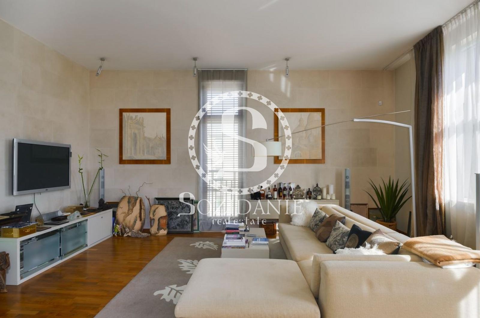 2 Комнаты, Городская, Аренда, 3-й Обыденский переулок, Listing ID 3314, Москва, Россия,