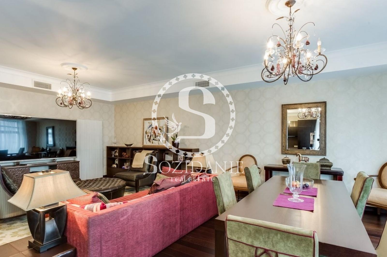 3 Комнаты, Городская, Аренда, Малый Каковинский переулок, Listing ID 3316, Москва, Россия,