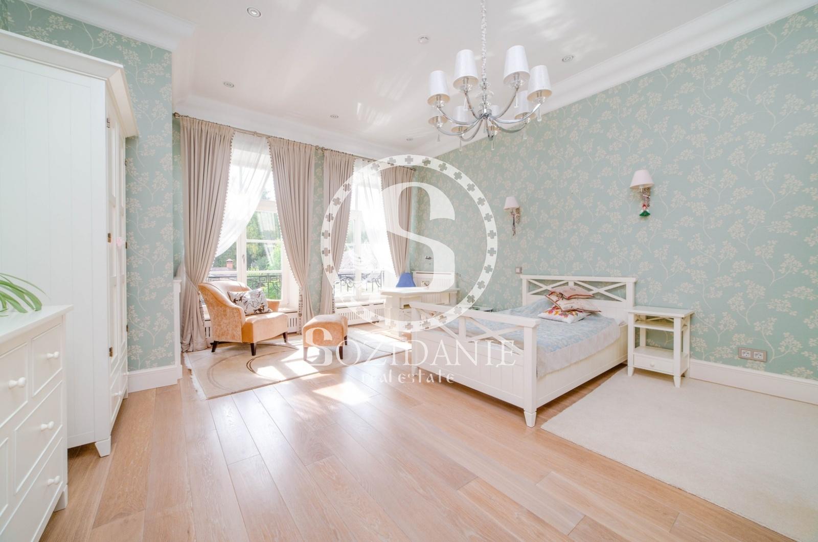 5 Bedrooms, Загородная, Продажа, Listing ID 3360, Московская область, Россия,