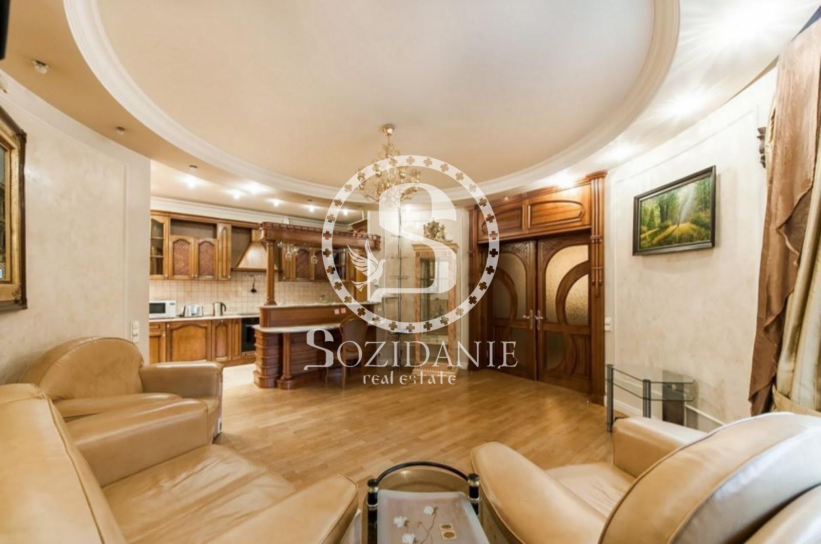 3 Комнаты, Городская, Аренда, Улица Большая Серпуховская, Listing ID 1222, Москва, Россия,
