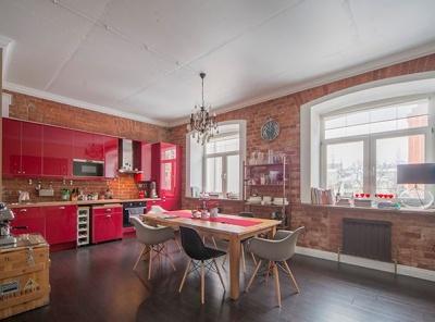 4 Комнаты, Городская, Аренда, Малый Козловский переулок, Listing ID 3380, Москва, Россия,