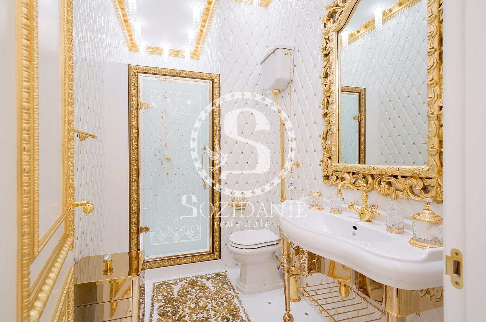 3 Комнаты, Городская, Продажа, Улица Мосфильмовская , Listing ID 3381, Москва, Россия,