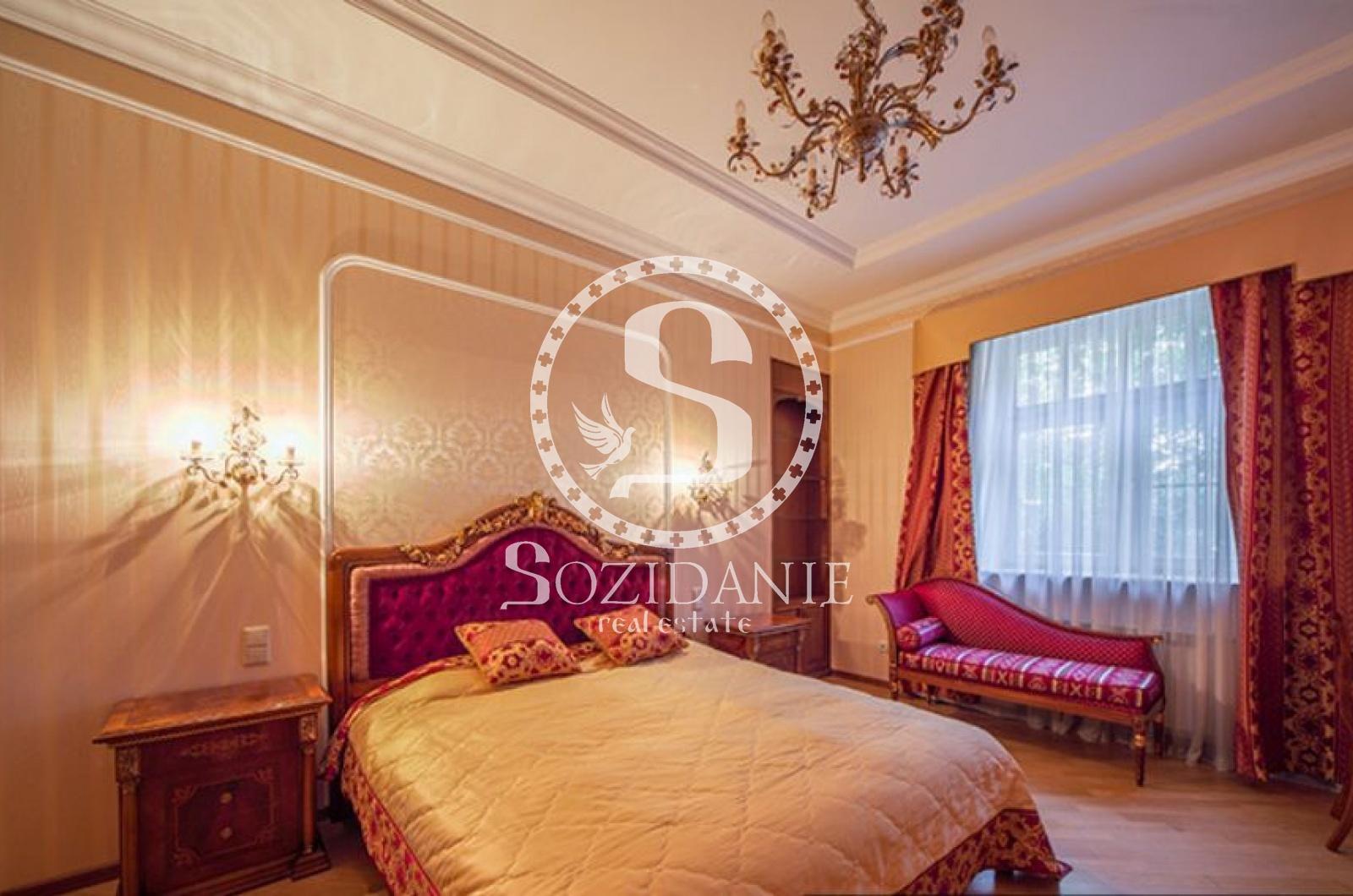 3 Комнаты, Городская, Аренда, Улица Сивцев вражек , Listing ID 3383, Москва, Россия,