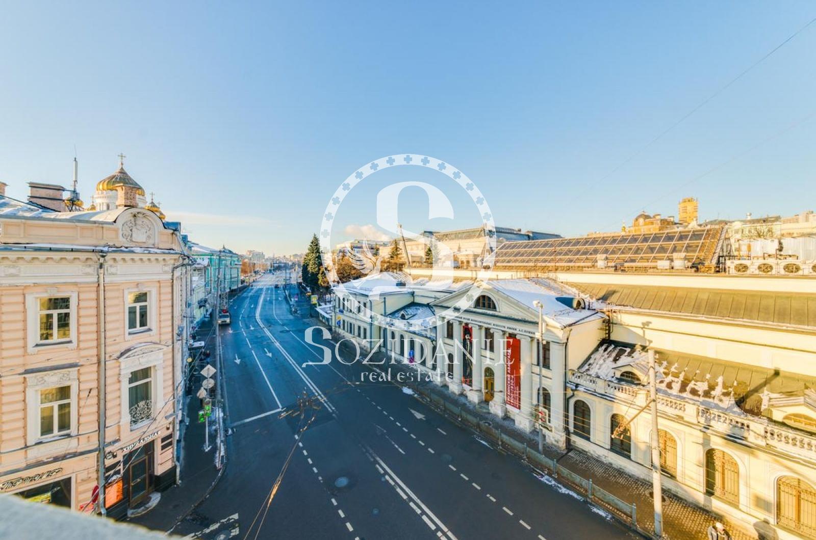 5 Комнаты, Городская, Продажа, Улица Волхонка , Listing ID 3384, Москва, Россия,
