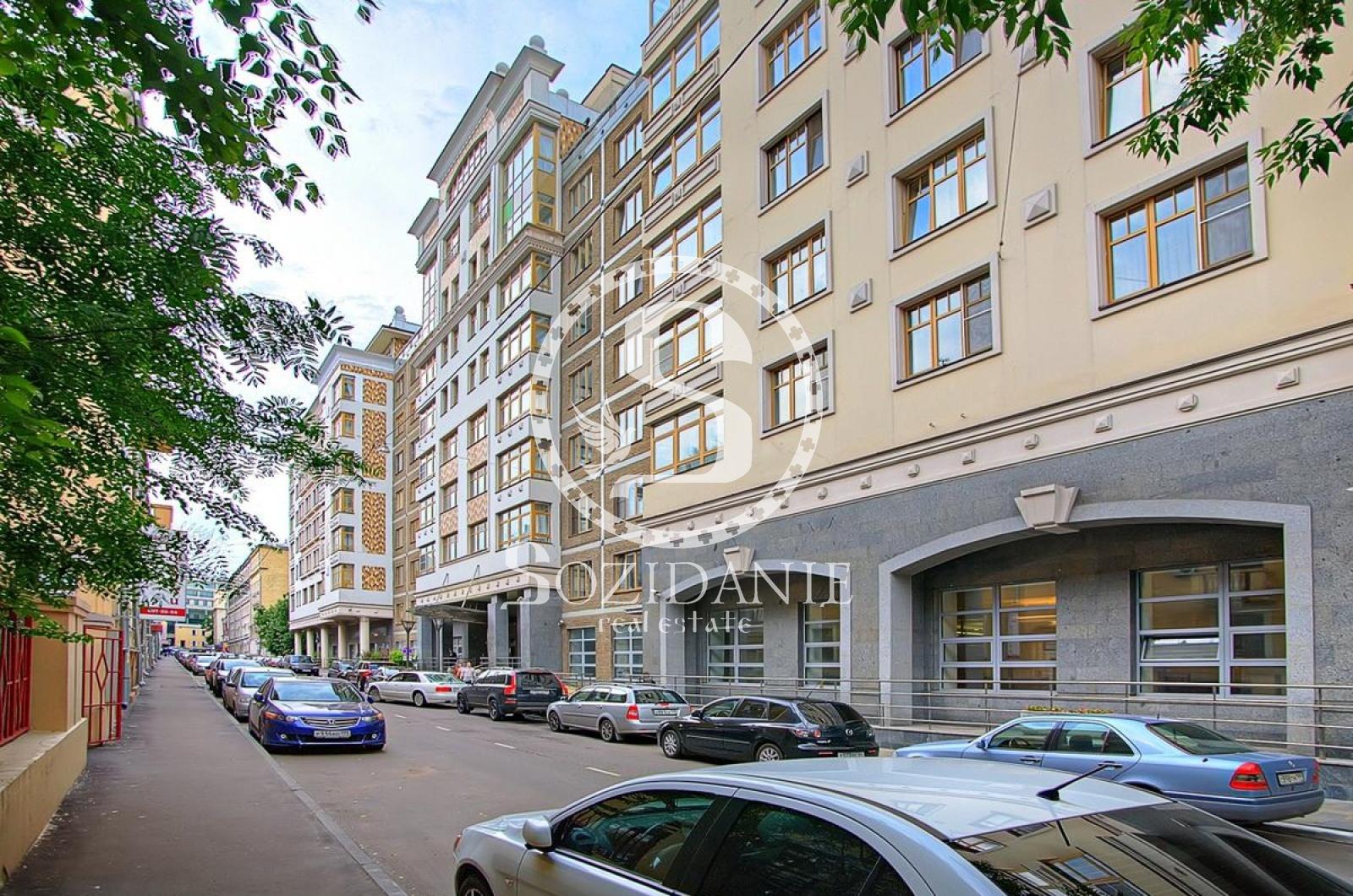 2 Комнаты, Городская, Продажа, Филипповский переулок, Listing ID 3386, Москва, Россия,