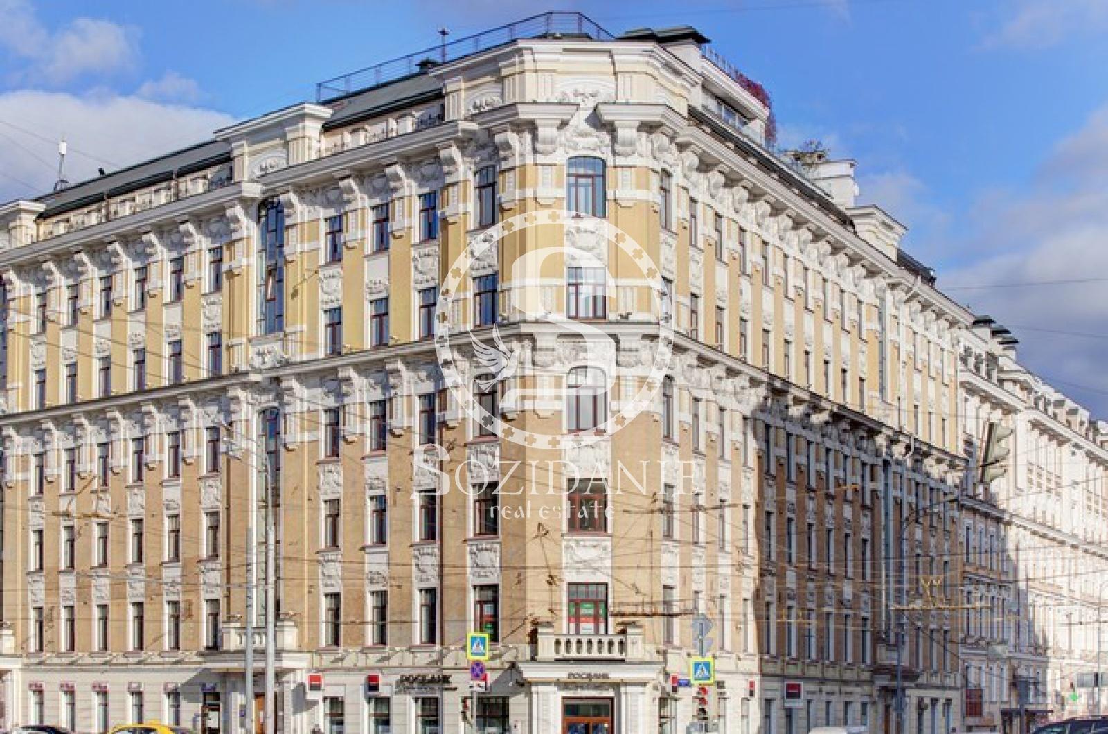 4 Комнаты, Городская, Продажа, Улица Пречистенка, Listing ID 3387, Москва, Россия,