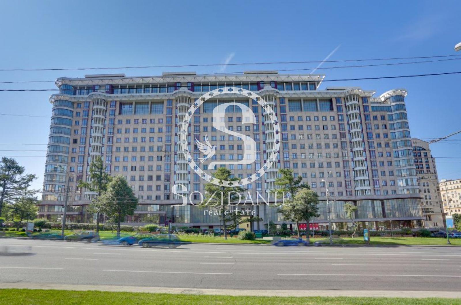 4 Комнаты, Городская, Продажа, Улица Новый арбат, Listing ID 3409, Москва, Россия,