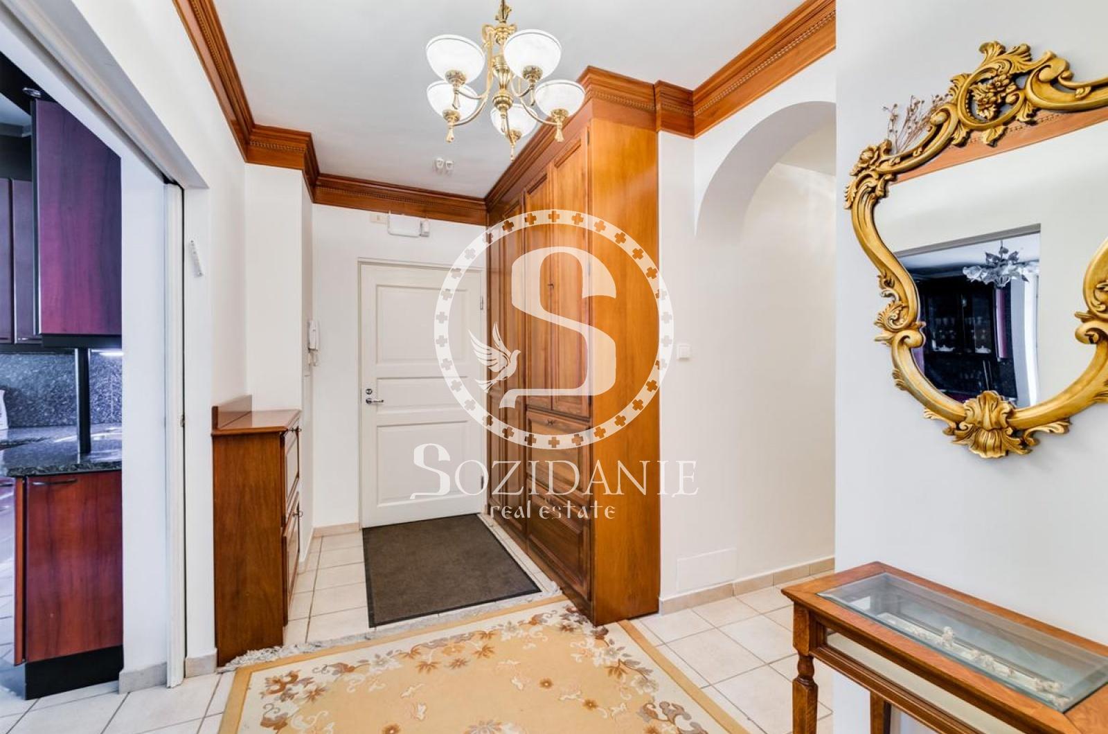 4 Комнаты, Городская, Продажа, Весковский переулок, Listing ID 3411, Москва, Россия,