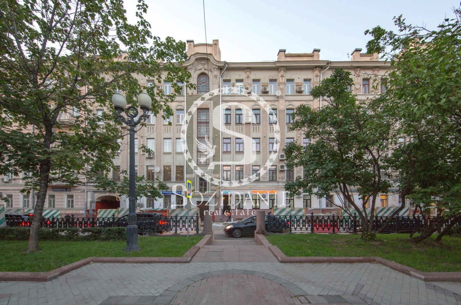 3 Комнаты, Городская, Продажа, Рождественский бульвар, Listing ID 3412, Москва, Россия,
