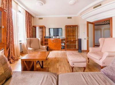 5 Комнаты, Городская, Аренда,  Бутиковский переулок, Listing ID 1227, Москва, Россия,