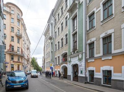 2 Комнаты, Городская, Аренда, Плотников переулок, Listing ID 3414, Москва, Россия,