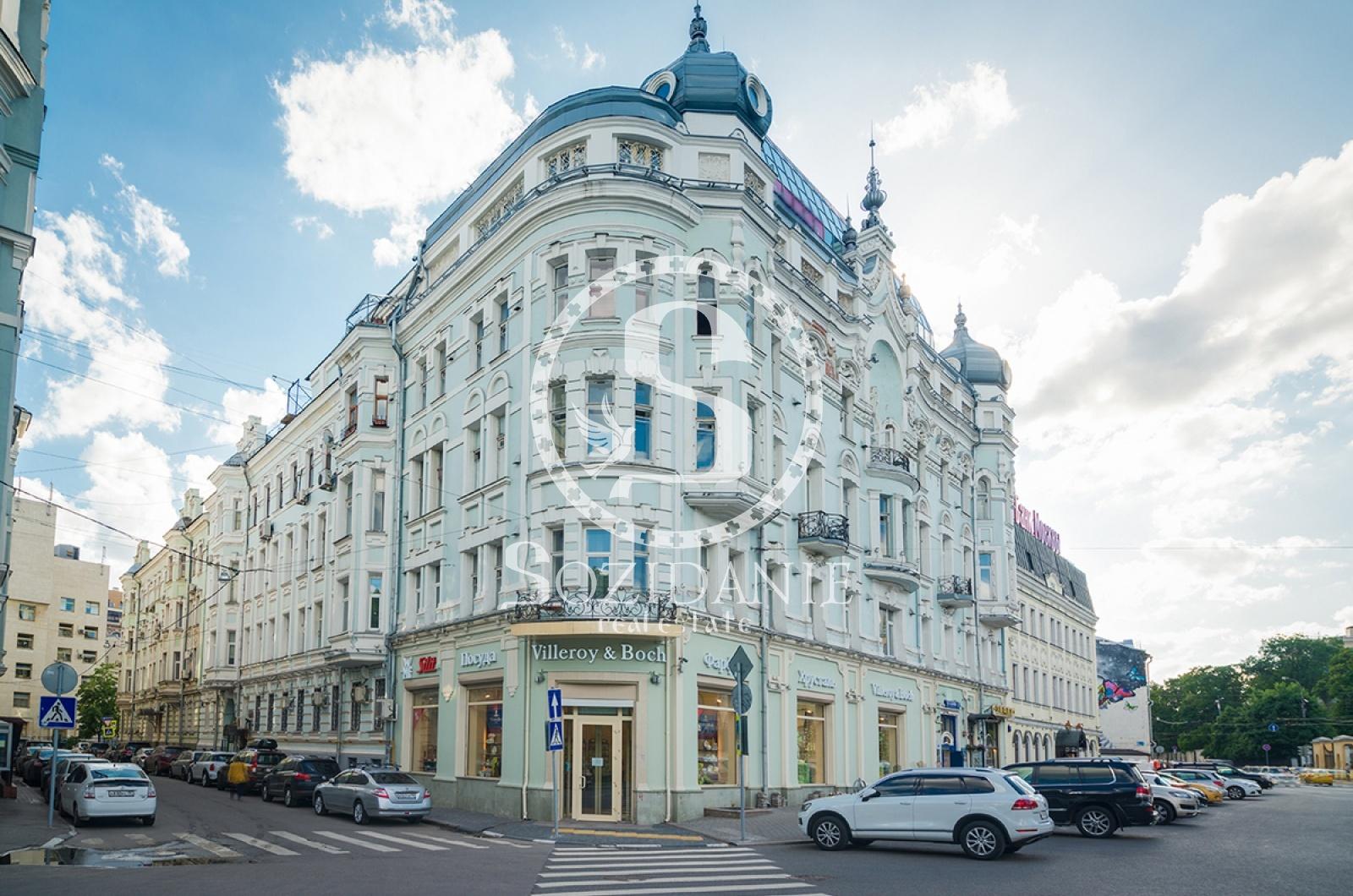 Городская, Продажа, Улица Большая Никитская , Listing ID 3425, Москва, Россия,