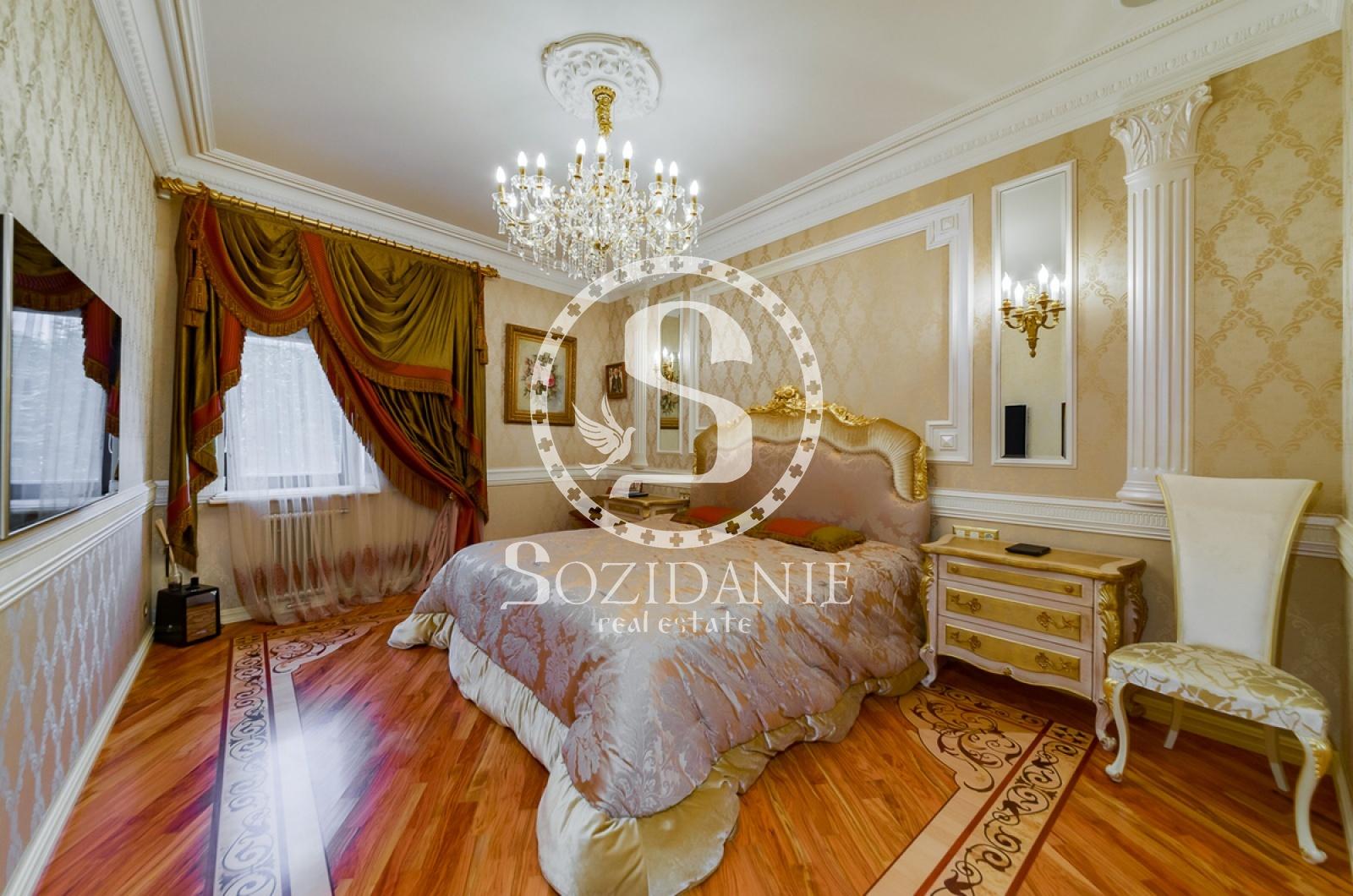3 Комнаты, Городская, Продажа, Петровский бульвар, Listing ID 3426, Москва, Россия,