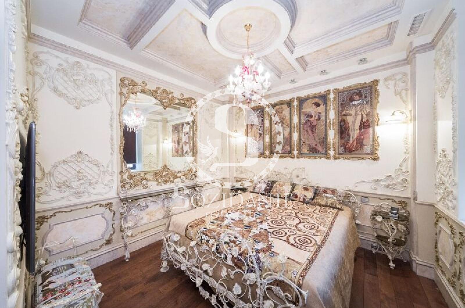 3 Комнаты, Городская, Продажа, Улица Арбат, Listing ID 3441, Москва, Россия,