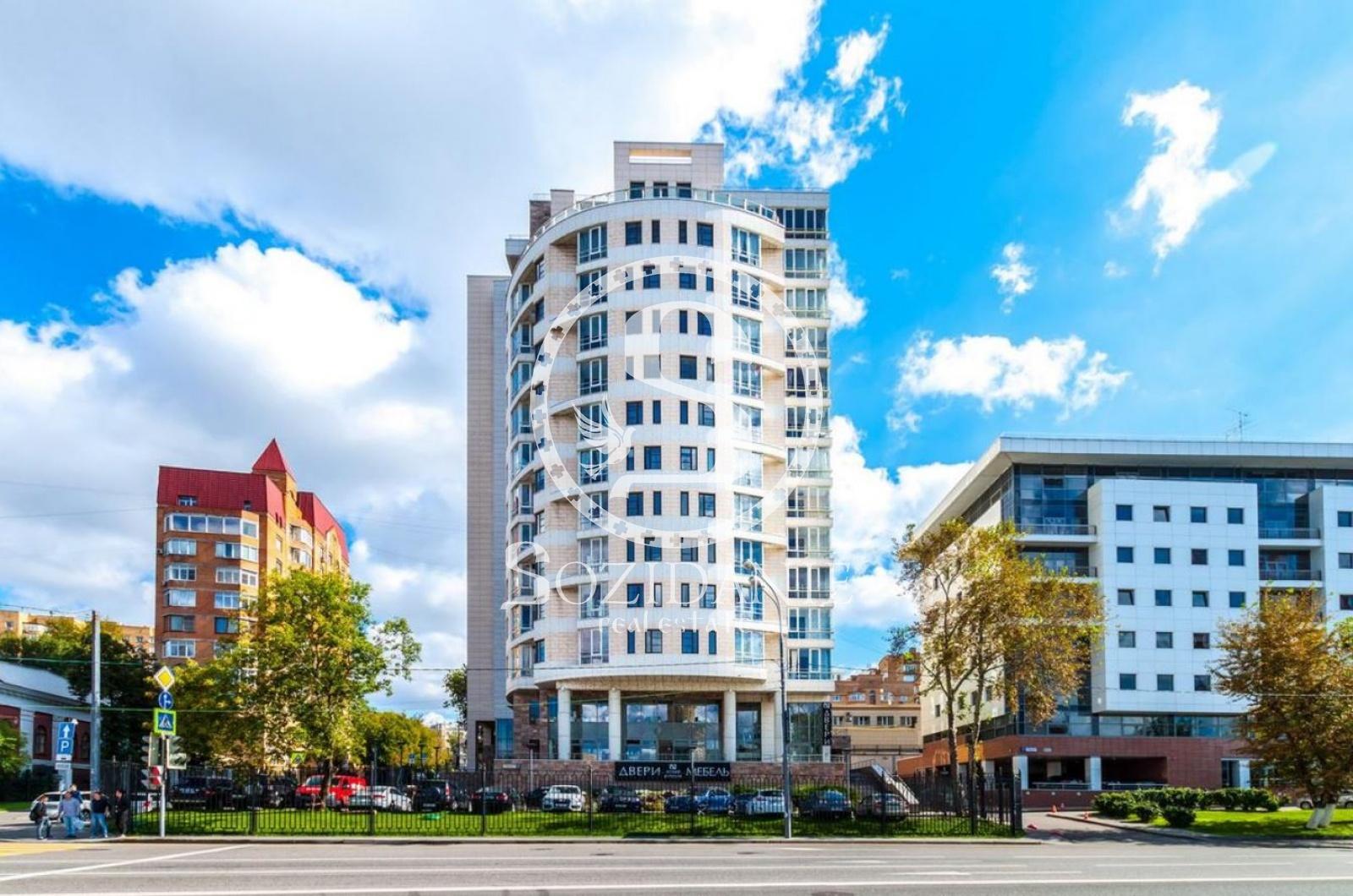 3 Комнаты, Городская, Продажа, Саввинская набережная, Listing ID 3442, Москва, Россия,