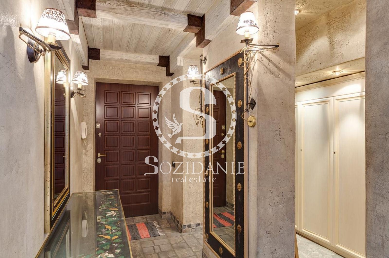 5 Комнаты, Городская, Продажа, Курсовой переулок, Listing ID 3452, Москва, Россия,