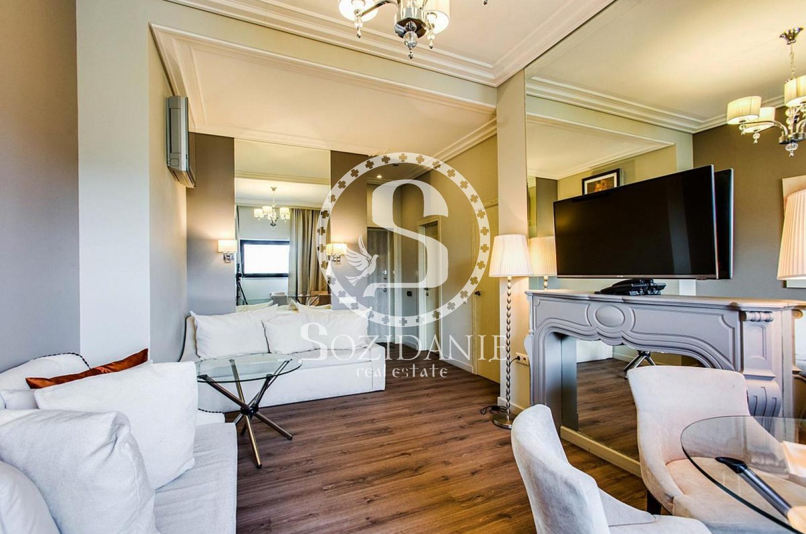 2 Комнаты, Городская, Продажа, Улица Большая Никитская, Listing ID 3462, Москва, Россия,