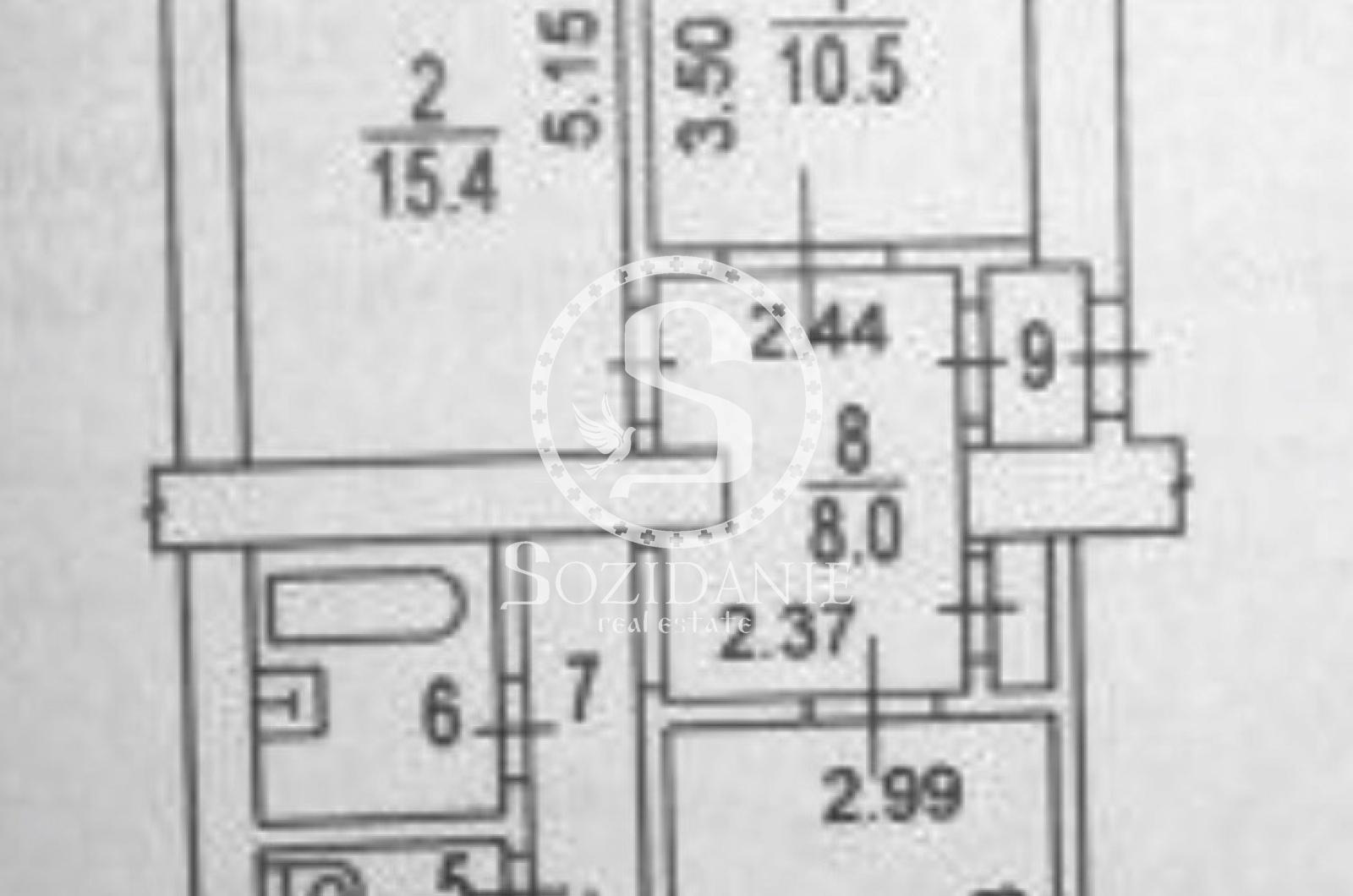 3 Комнаты, Городская, Продажа, Брюсов Переулок, Listing ID 3465, Москва, Россия,
