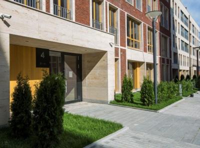 4 Комнаты, Городская, Продажа, Улица Льва Толстого, Listing ID 3471, Москва, Россия,