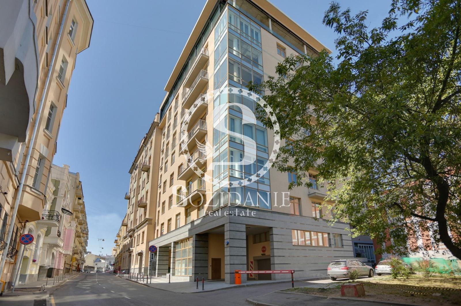 3 Комнаты, Городская, Продажа, Барыковский переулок, Listing ID 3477, Москва, Россия,