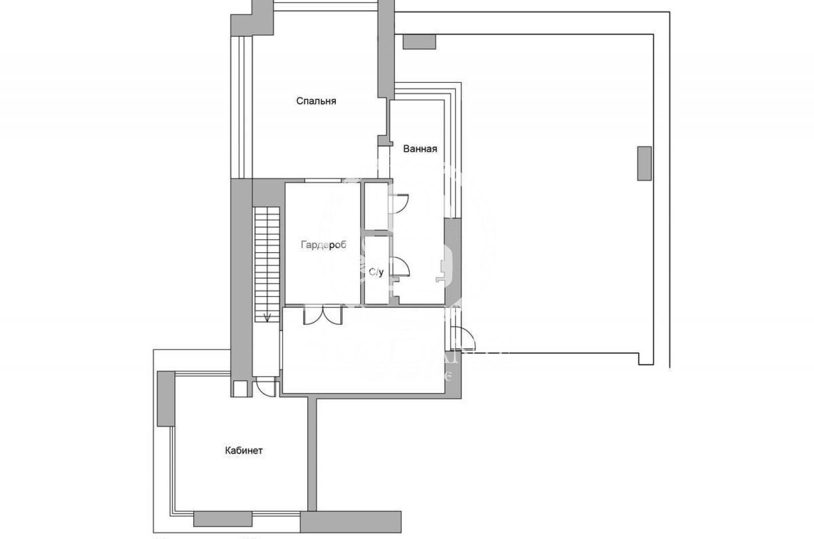 6 Комнаты, Городская, Продажа, Бутиковский переулок, Listing ID 3485, Москва, Россия,