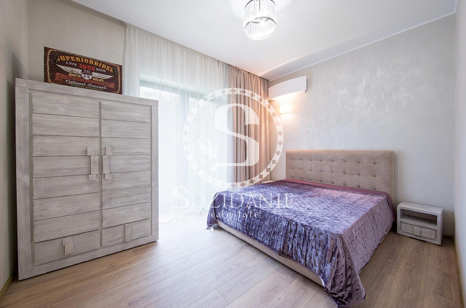 2 Комнаты, Городская, Аренда, Улица Согласия, Listing ID 3497, Москва, Россия,