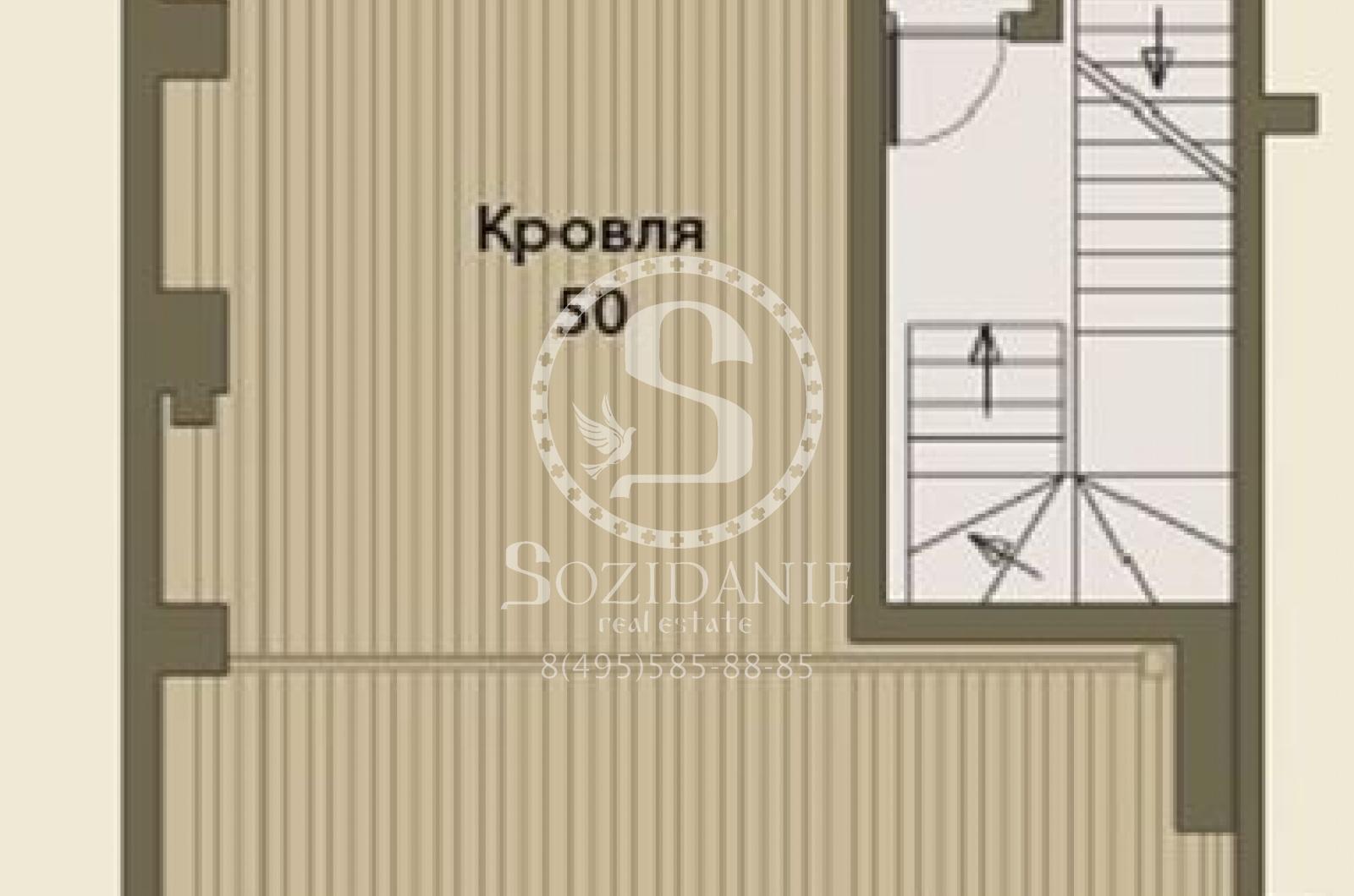 2 Bedrooms, Загородная, Продажа, Listing ID 3499, Московская область, Россия,