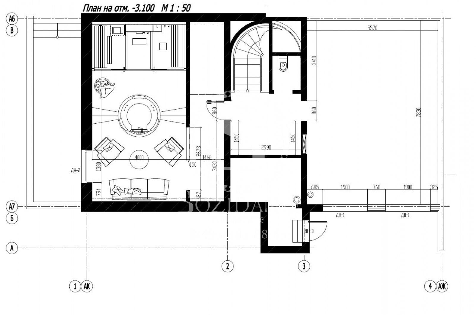 6 Комнаты, Городская, Продажа, Карамышевский проезд, Listing ID 3500, Москва, Россия,