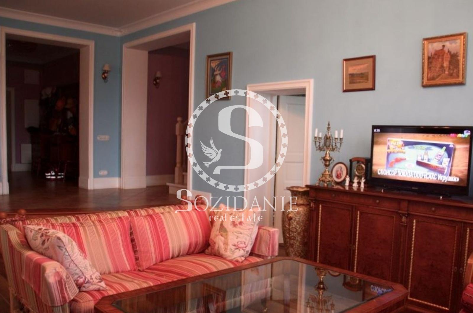 4 Bedrooms, Загородная, Продажа, Listing ID 3511, Московская область, Россия,