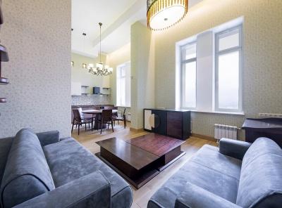 2 Комнаты, Городская, Аренда, Чапаевский переулок, Listing ID 3527, Москва, Россия,