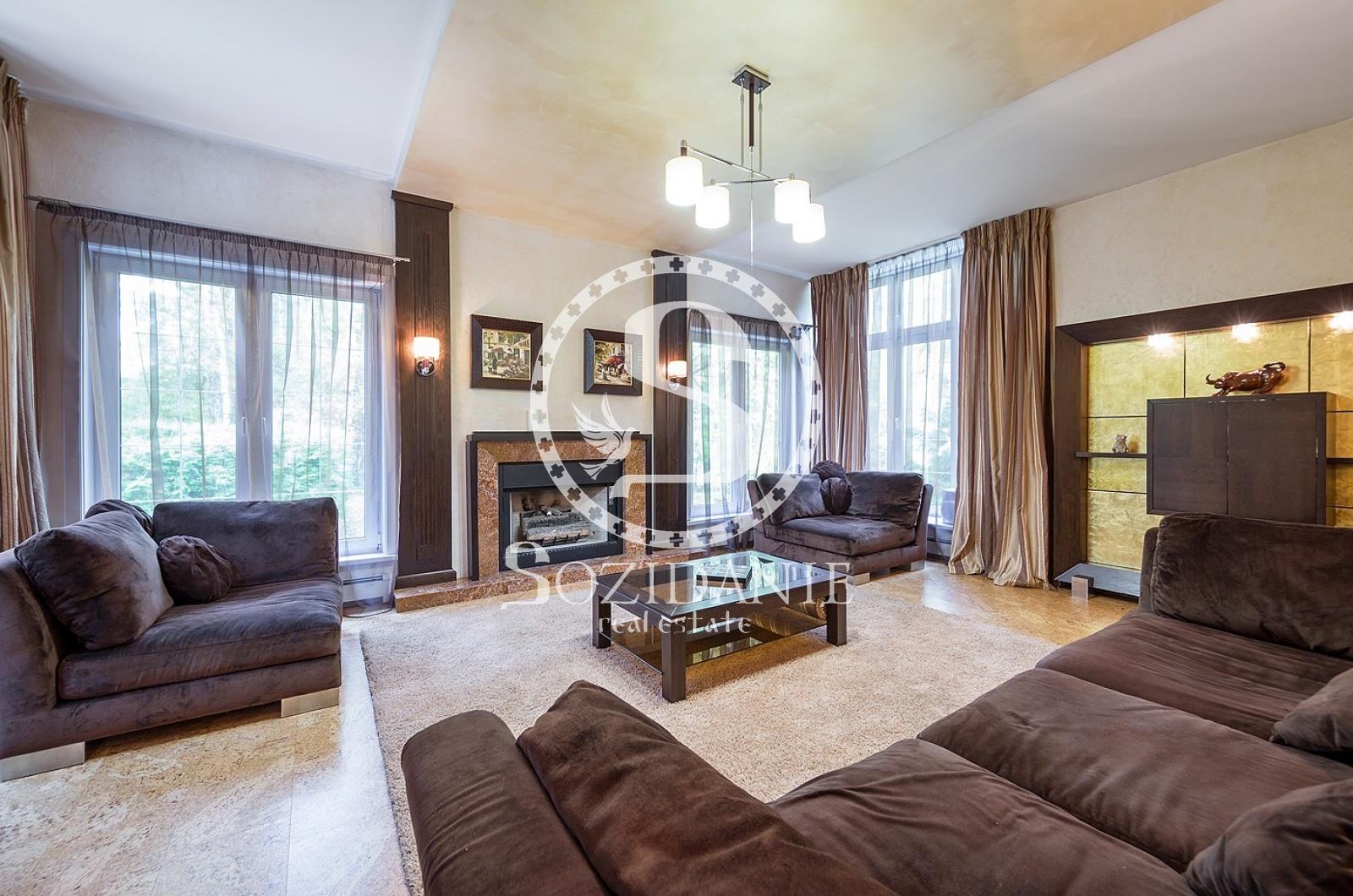5 Bedrooms, Загородная, Продажа, Listing ID 3533, Московская область, Россия,