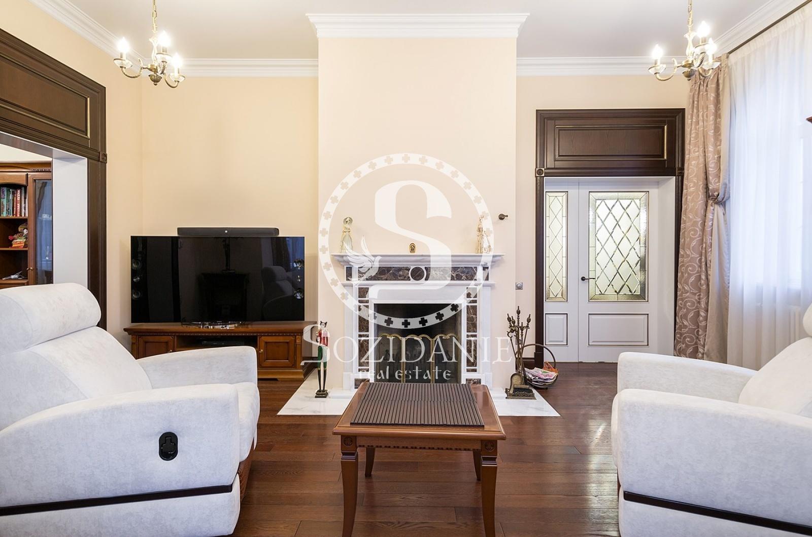 3 Bedrooms, Загородная, Продажа, Listing ID 3540, Московская область, Россия,