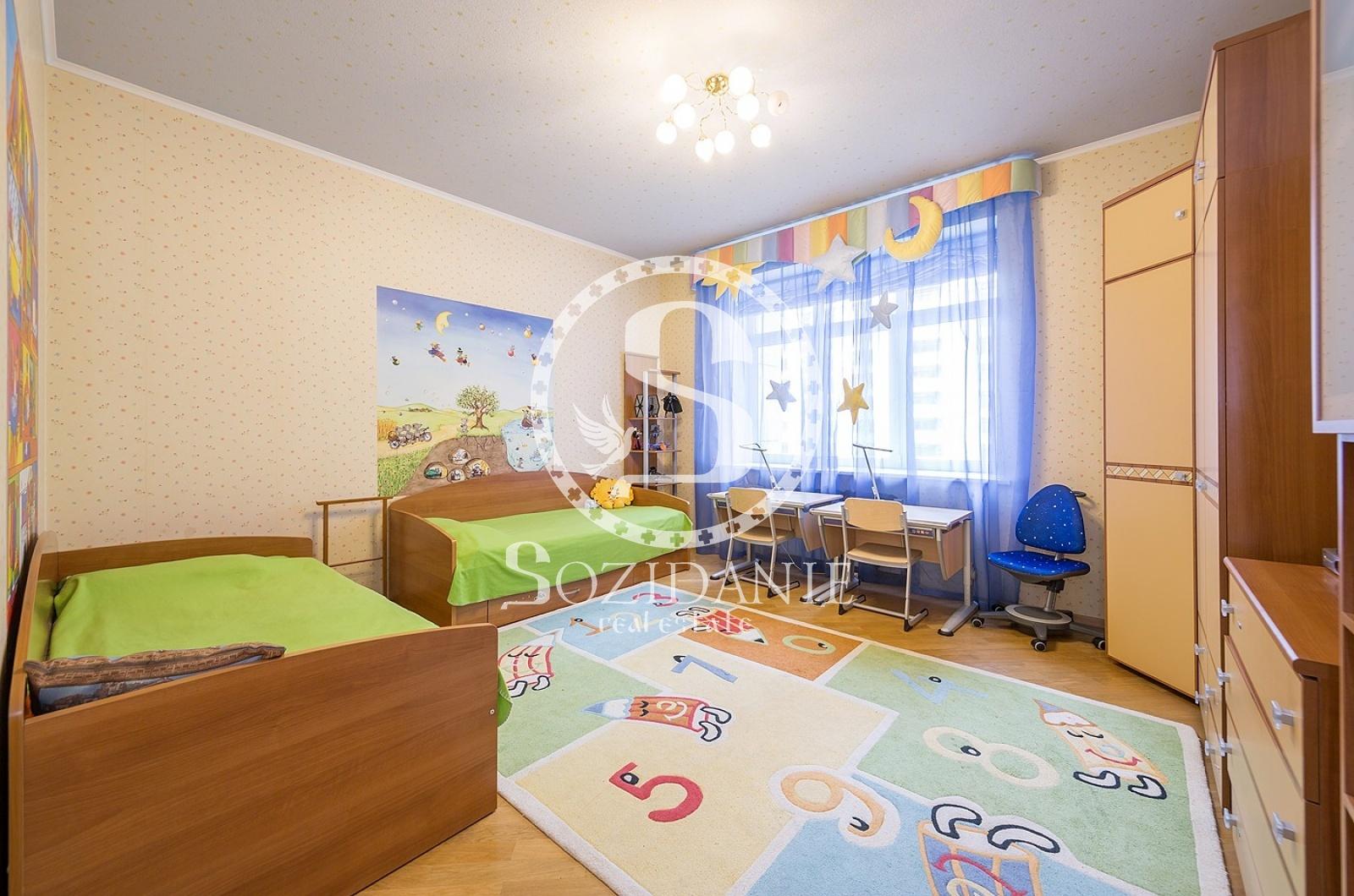 3 Комнаты, Городская, Продажа, Чапаевский переулок, Listing ID 3559, Москва, Россия,