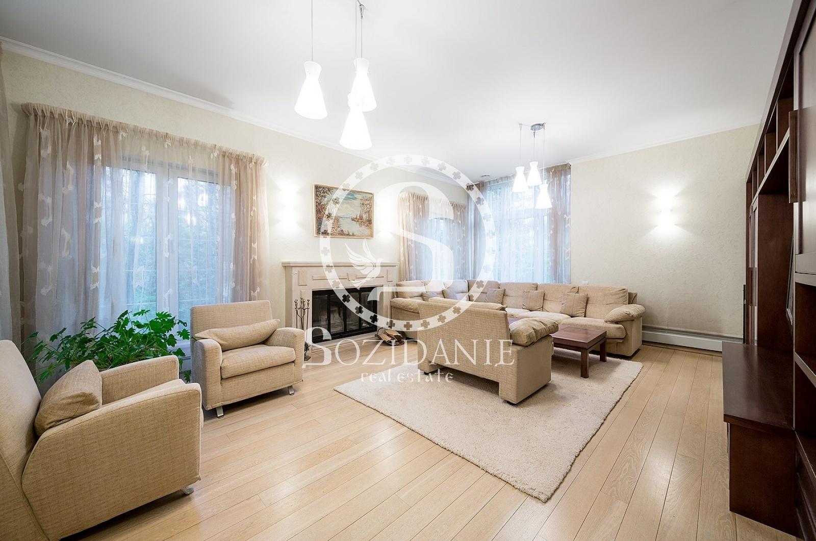 4 Bedrooms, Загородная, Продажа, Listing ID 3560, Московская область, Россия,
