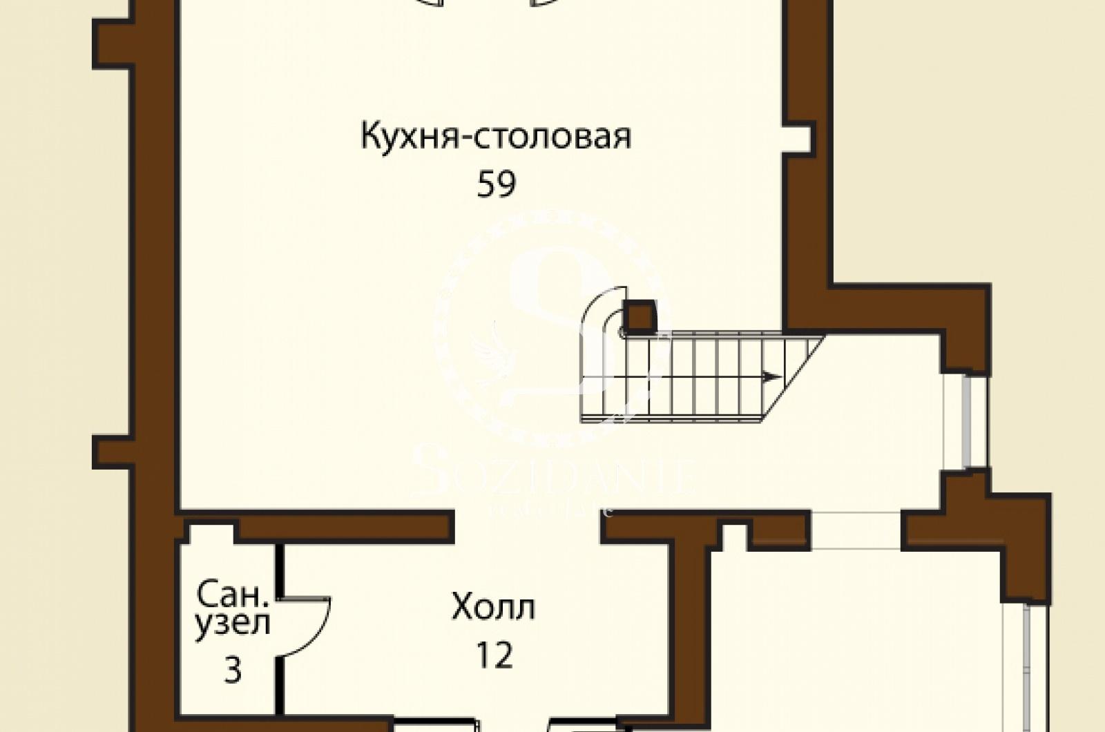 4 Bedrooms, Загородная, Продажа, Listing ID 3565, Московская область, Россия,