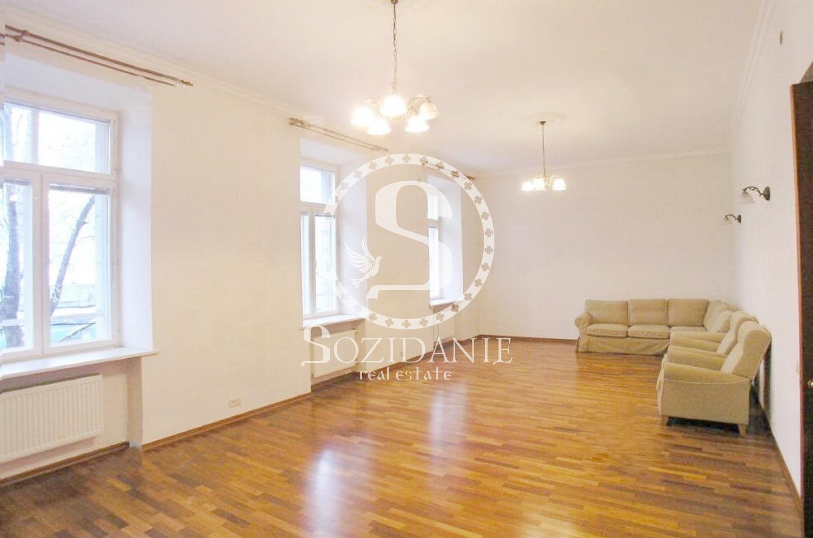 5 Комнаты, Городская, Аренда, Гагаринский переулок, Listing ID 3567, Москва, Россия,